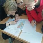 Внеклассное бинарное занятие по экономике и географии