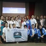Колыванский аграрный колледж  встречает «Снежный десант»